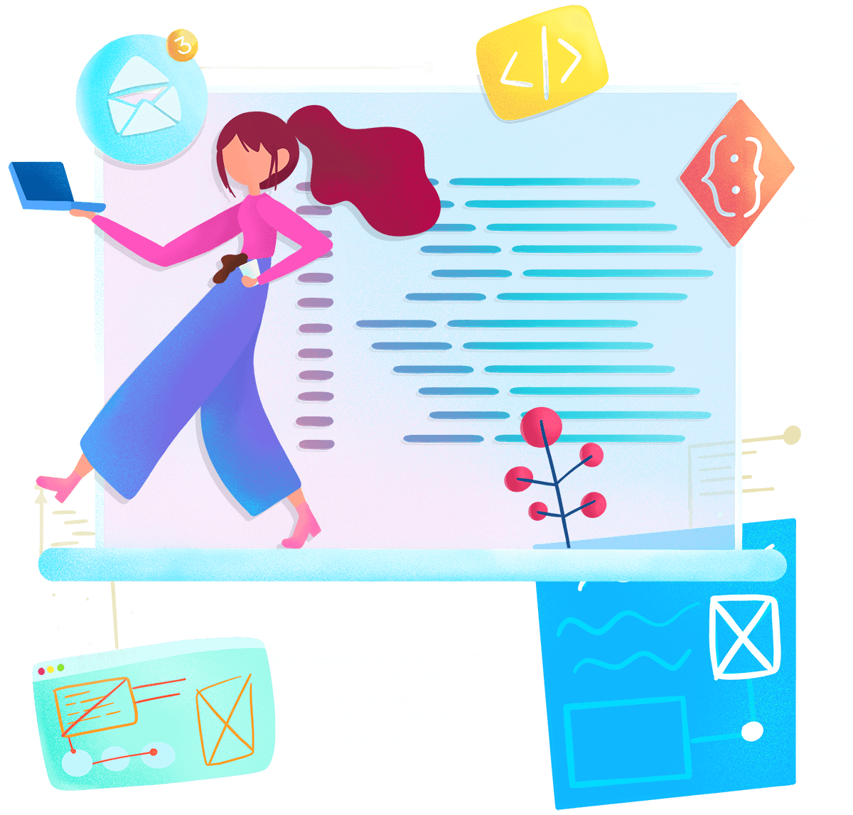 stuart tech blog illustration