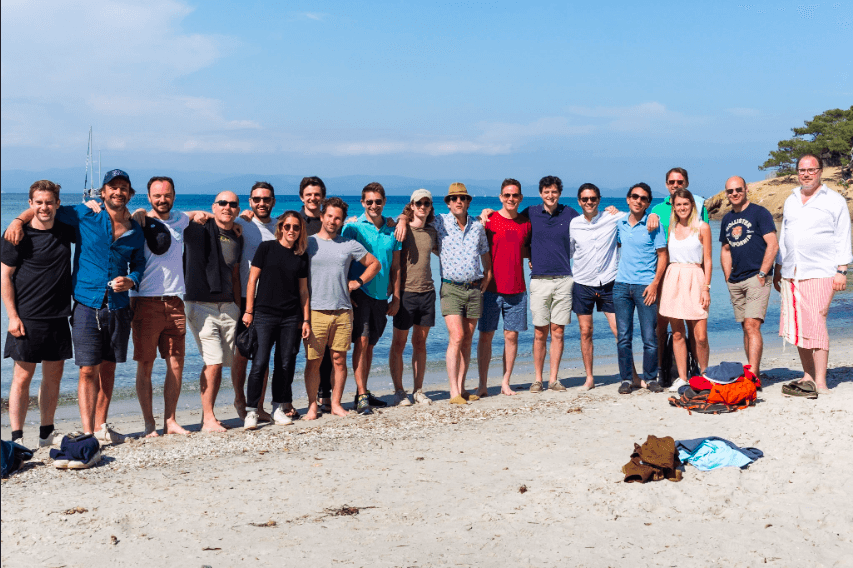Rest, refocus and rosé: the story of an offsite [image 1]