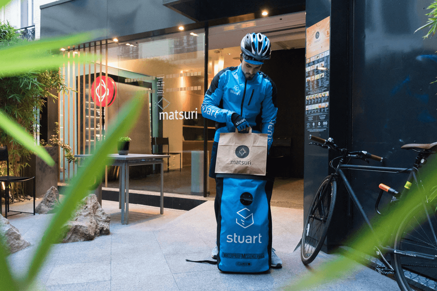 Matsuri food delivery