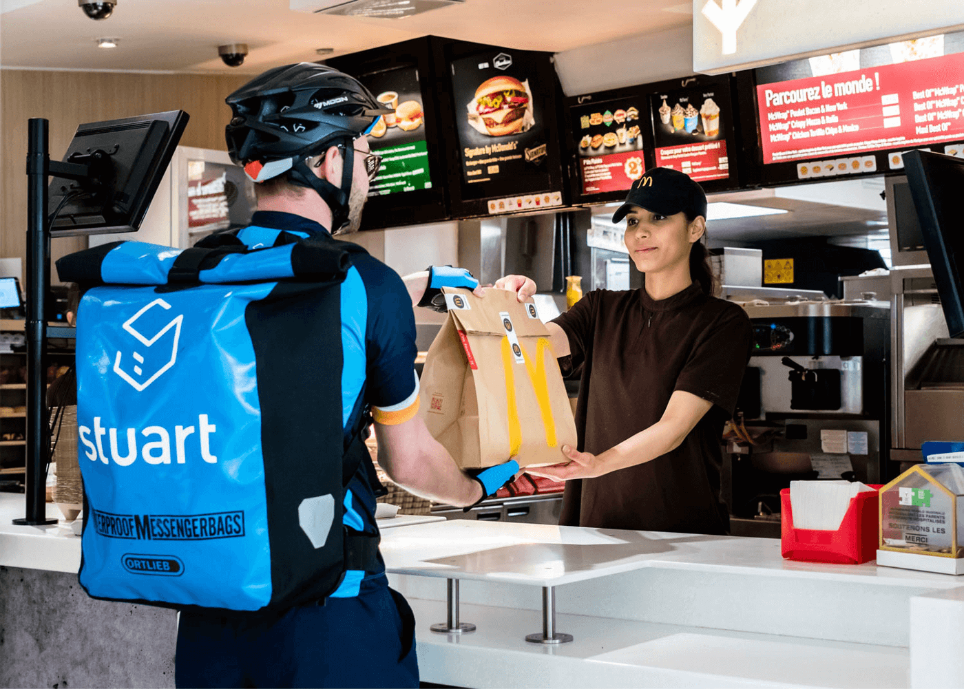 leading fast food delivery europe