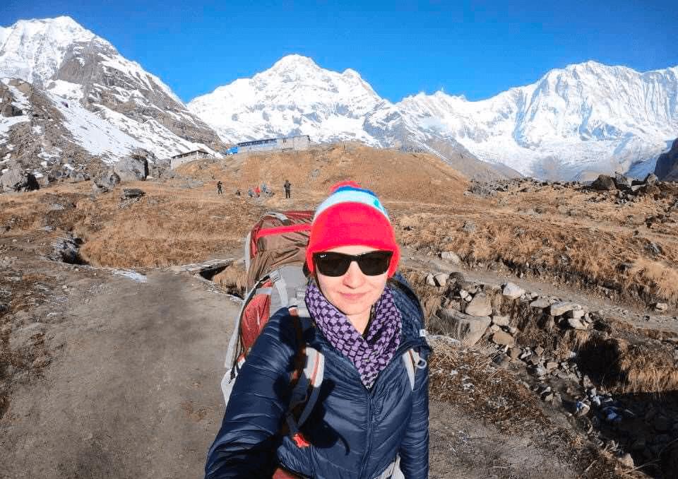 Agnieszka Majewska trekking